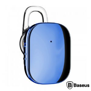 Auricular Bluetooth V4.1 C/ Microfone Azul BASEUS - (NGA02-03)