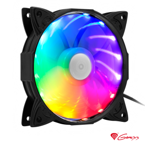 Cooler HYDRON 130 120mm RGB GENESIS - (NGF-1165)