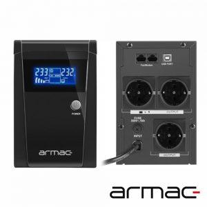 UPS 1000VA 650W 230V ARMAC - (O/1000F/LCD)