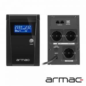 UPS 1500VA 950W 230V ARMAC - (O/1500F/LCD)