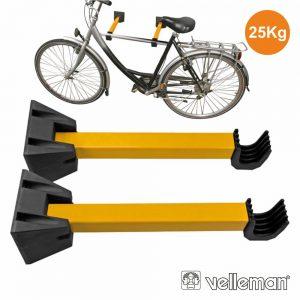 Suporte Bicicleta P/ Parede 25kg - (OBH1)