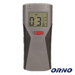 Detetor De Metais/Fios/Madeira ORNO - (OR-AE-13123)