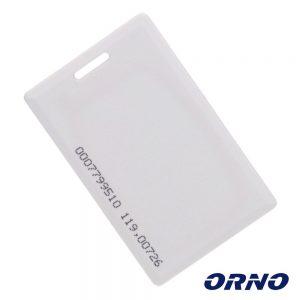 Cartão RFID P/ Controlo Acessos 125kHz ORNO - (OR-ZS-892)