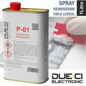 Líquido Removedor De Cola 1 Litro Due-Ci - (P-01/1000)