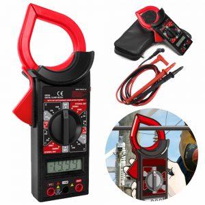 Pinça Amperimétrica Digital AC 750v/1000v - (PA-266A)