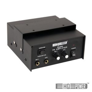 Amplificador 20W Mono 12V HQ POWER - (PAA04)