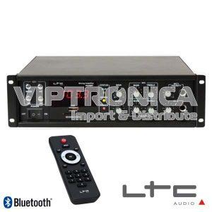 Amplificador 4 Canais 100v/70v/8/4ohm 220v 80W USB/BT IBIZA - (PAA80BT)