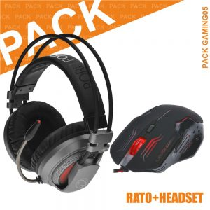 Pack Gaming Mm023g+mm776g MANTA - (PACK GAMING05)