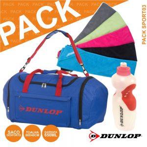 Pack Sport Dun498+dun402+dun573 Dunlop - (PACK SPORT03)