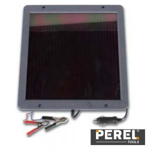 Painel Fotovoltaico 12V 5W PEREL - (SOL6N)