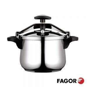 Panela De Pressão 8L Inox FAGOR - (CLASSICA-8L)