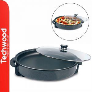 Panela Elétrica P/ Pizza Ø30cm 1500W TECHWOOD - (TP-3032)