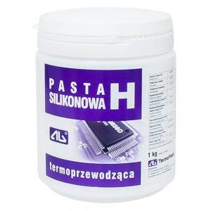 Pasta De Silicone Térmico 1000g Ag Termopasty - (PASTA-H-1000)