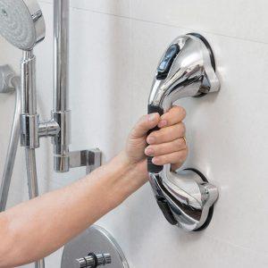 Pega De Segurança P/ Casa De Banho C/ Ventosas - (INVG145)