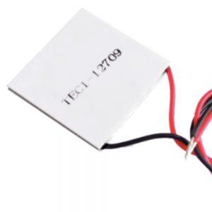 Refrigerador Termoeléctrico De Peltier 9a 15.2v 67ºc - (PELTIER3)