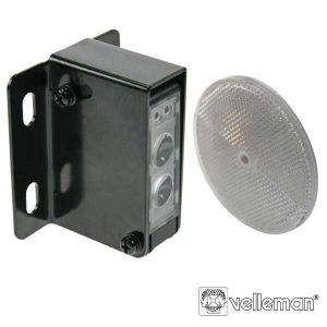 Sensor Fotoeléctrico Retro Reflecção 10m - (PEM10D)