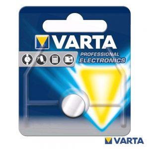 Pilha Alcalina Botão LR43/AG12/V12GA/L1142 1.5V VARTA - (PAV-LR43)