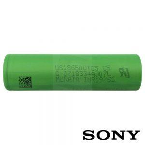 Pilha Lithium 18650 3.7v 2600mA Sony/Murata - (US18650VTC5)