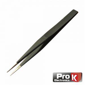 Pinça Anti Estática 123mm PROK - (PINAE01A)