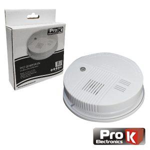 Detector De Fumos C/ Alarme PROK - (PKD SENSFUMOS)