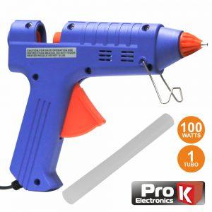 Pistola De Cola Quente 100W PROK - (PKGG100W)