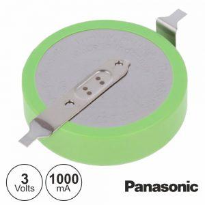 Pilha Lithium Botão BR2477A 3v 1000ma Panasonic - (PL2477/2)