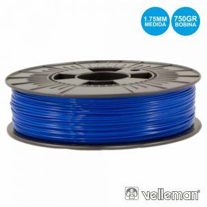 Rolo De Filamento P/ Impressão 3d 1.75mm 750g Azul Claro - (PLA175U07)