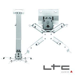 Suporte Vídeoprojetor Tecto Extensível 20kg Ltc - (PRB2)