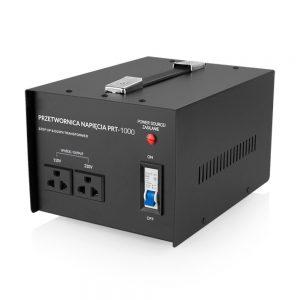 Conversor 220V-110V / 110V-220V 1000W - (PRT1000W)