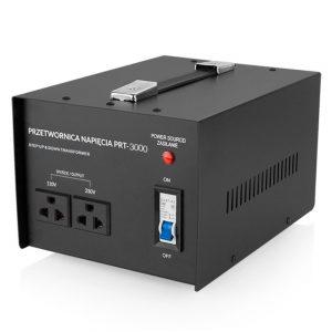 Conversor 220V-110V 3000W - (PRT3000W)