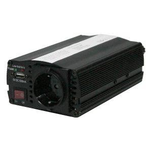 Conversor 12V-230V 300W Onda Sinusoidal Modificada - (PSUP-INV/U-12V300W)