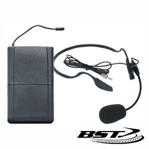 Microfone Headset S/ Fios P/ PWa220 E PWa320 BST - (PWA-HEADMIC)