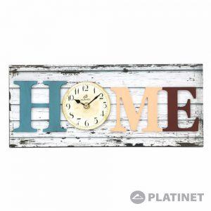 Relógio De Parede Analógico Modelo Home PLATINET - (PZH)