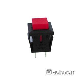 Interruptor Off-(On) Preto - (R1827A/B/125)