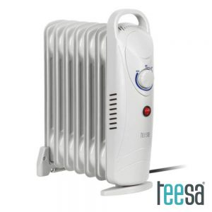 Aquecedor A Óleo 800W 7 Elementos TEESA - (TSA8035)