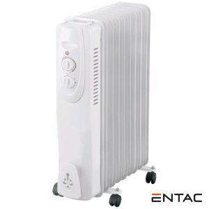 Radiador A Óleo 2000W 9 Elementos ENTAC - (EOH-9FIN)