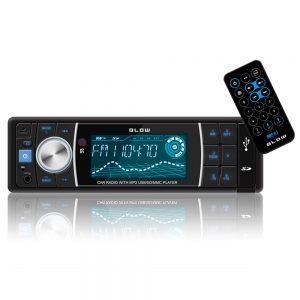 Auto-Rádio Bluetooth/MP3/AUX/FM C/ Controlo Remoto - (AVH-8686)