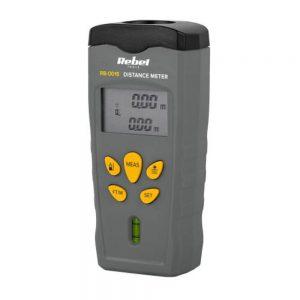 Medidor De Distâncias Digital C/ Laser 18m - (RB-0015)