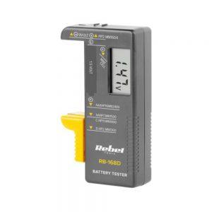 Testador De Baterias Universal AA/AAA/C/D/9V - (RB-168D)