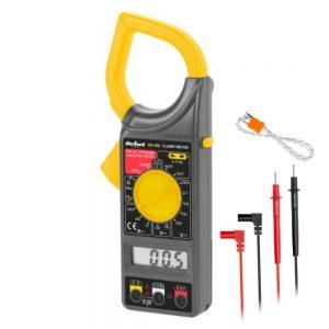 Pinça Amperimétrica Digital AC 1000A - (RB-266)