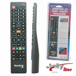 Comando TV Universal P/ SAMSUNG Lg Sony Philips Panasonic - (READY5)