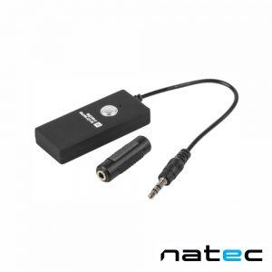 Receptor Áudio Bluetooth 3.0 NATEC - (NOB-1014)