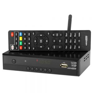 Receptor TDT Full HD 1080p DVB-T2 C/ Função PVR WIFI - (DVBT2-4805FHD-WIFI)