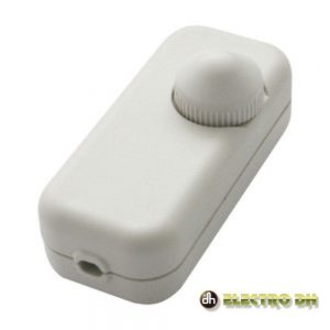 Regulador De Luz Dimmer 230V 5-100W Branco - (11.556/B)