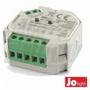 Regulador Fluxo Luminoso Dimmer Rf 230Vac 400W Jolight - (23-205)