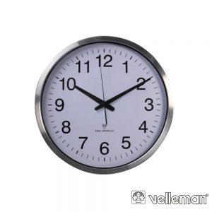 Relógio De Parede - Ø 50 Cm VELLEMAN - (WC104)