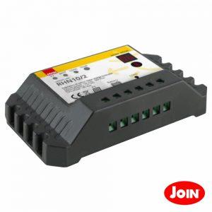 Regulador Painel Fotovoltáico 10a 12/24V JOIN - (RHN10/2)
