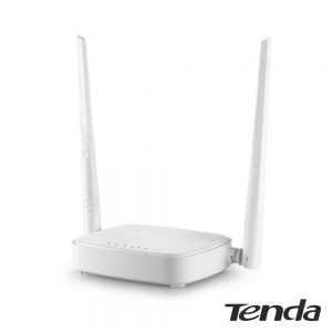 Router Wifi 2 Ant.802.11b/G/N 300mbps 3 Port WPS TENDA - (N301)