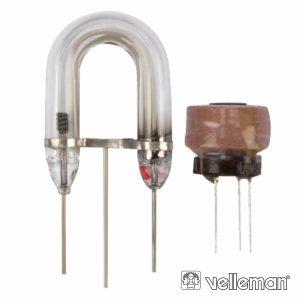 Lâmpada Estroboscópica 4Ws VELLEMAN - (S106A)