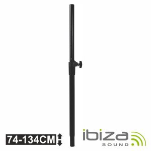 Barra Extensível P/ Coluna 35mm 74-134cm 50kg IBIZA - (SAT-BAR)